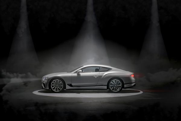 宾利欧陆GT Speed车型官图发布