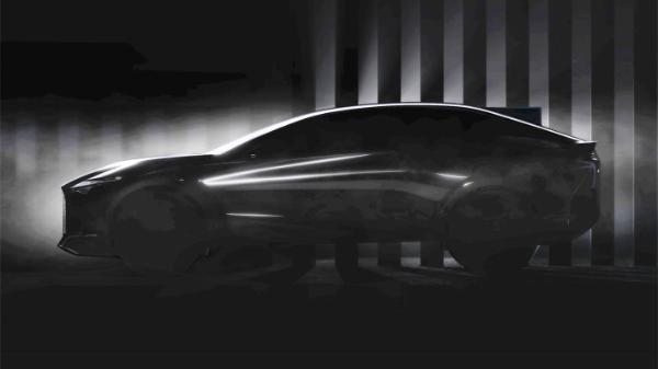 雷克萨斯新概念车预告