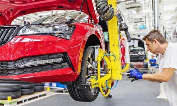 斯柯达将在未来五年投资25亿欧元开发未来14亿欧元的电动汽车技术