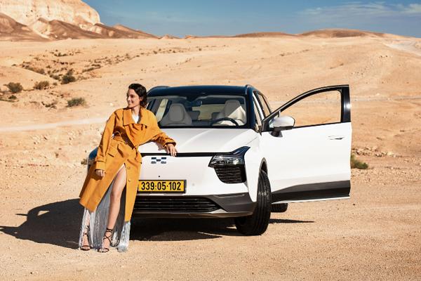 正式进入以色列市场,爱驰U5开启预售