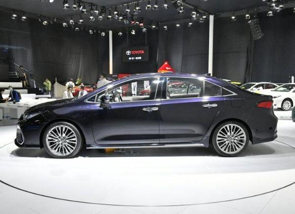 一汽丰田亚洲狮正式开启预售 预售价15.18万元 将4月10日正式上市