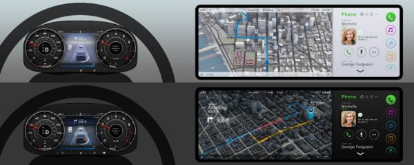 Unity与HERE合作 塑造未来汽车人机界面的创新互动体验