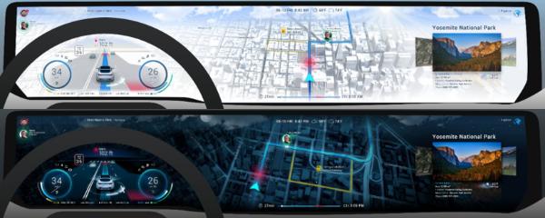 Unity与HERE合作,共塑未来汽车HMI创新交互体验