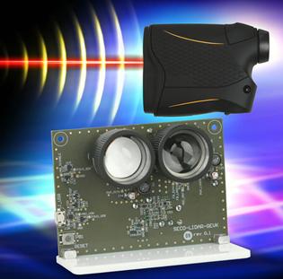 安森美半导体推出首款车规SiPM阵列 用于激光雷达应用