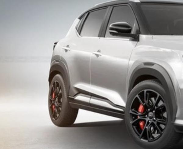 Jeep全新小型SUV渲染图曝光 基于CMP平台打造