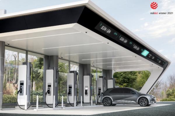 """现代汽车集团推出超高速充电品牌""""E-pit"""" 加速拓展充电网络"""