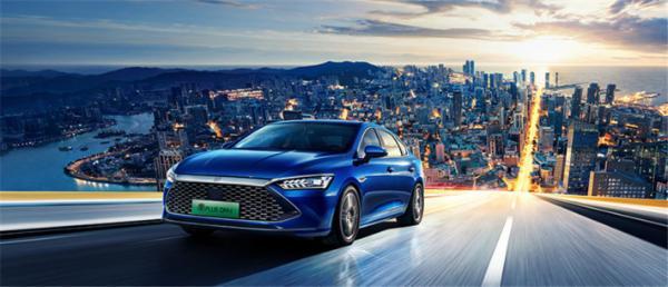 比亚迪新车规划曝光,今年中国市场共计会推出三款DM-i车型