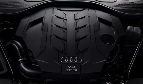 7系最强竞争对手 新奥迪A8L 60 TFSI燃油/插混版同步上市