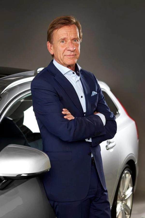 沃尔沃汽车集团CEO汉肯.塞缪尔森:内燃机汽车缺乏长期发展潜力