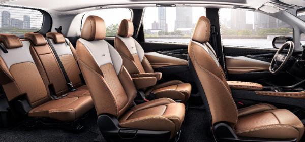 上汽大通MAXUS G50 PLUS正式亮相 智能科技配置全面升级