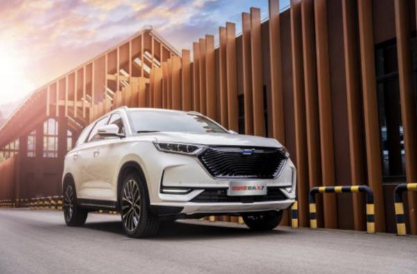 长安欧尚将推出一款新的中型SUV 预计将提供7种型号可供选择