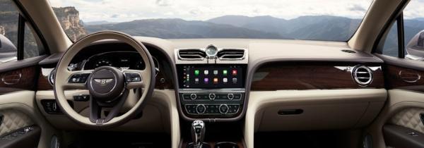 宾利添越V8车型售价调整 官方指导价249.9万元起