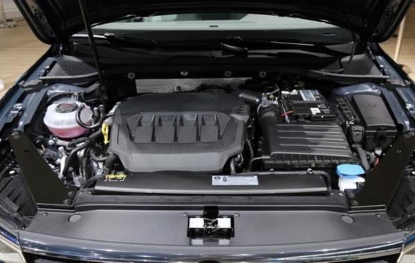 新款大众蔚揽今年7月上市 仅提供2.0T低功率车型