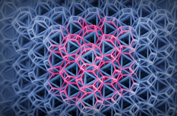 研究团队开发新型机械超材料 超轻/防止变形