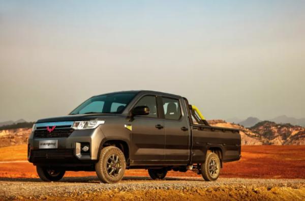 五菱征途将3月18日上市 预售价5.98万元起 配1.5L自吸发动机