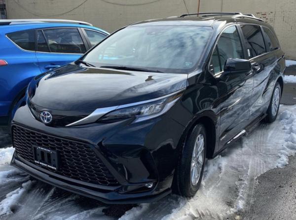一汽丰田将投产全新塞纳 明年9月量产 有望12月正式上市