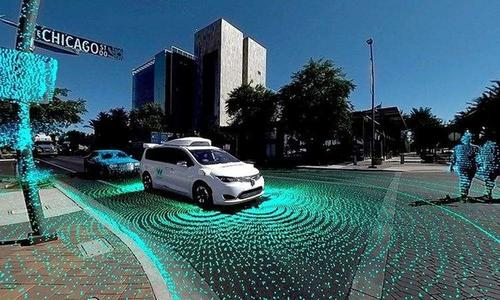 Waymo联手三星打造自动驾驶芯片