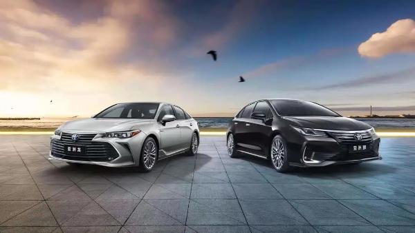 一汽丰田前两月销量13.5万辆,同比增长61%