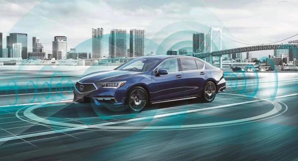 本田发布全球首款L3级自动驾驶汽车