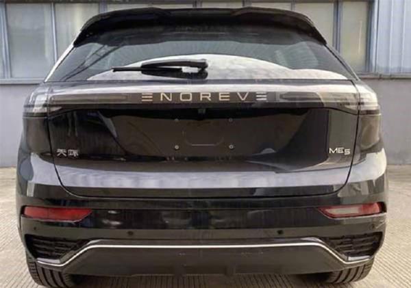 定位紧凑型SUV,天际ME5将于4月正式亮相