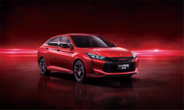 2021款东风风神奕炫骑士版官图发布,全红配色+1.5T发动机