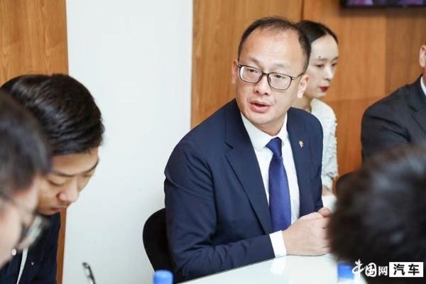 前奇瑞捷豹路虎执行副总裁陈雪峰加盟FF 出任中国区CEO