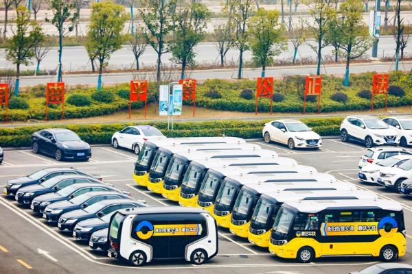衡阳与蘑菇车联签署战略合作协议 打造智慧交通衡阳模式 推动自动驾驶规模化落地