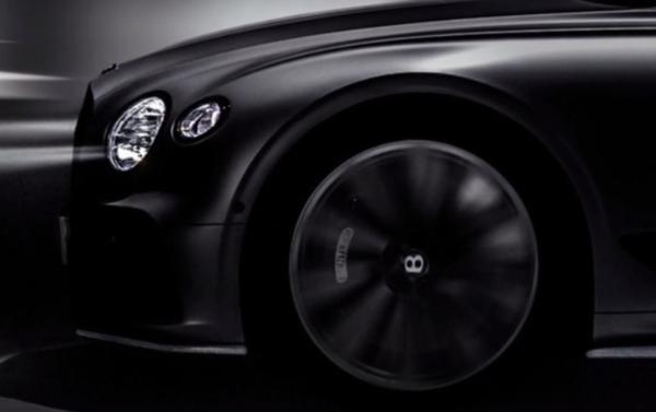 宾利欧陆GT Speed预告图曝光 将于3月24日正式发布