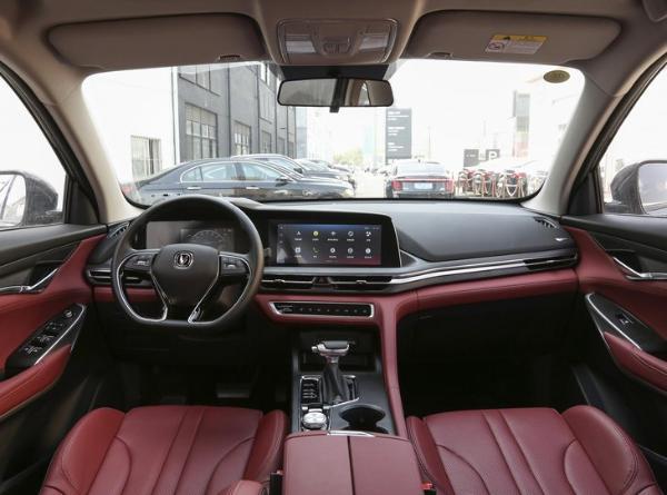 长安CS75 PLUS新增车型上市 官方指导价11.79万元
