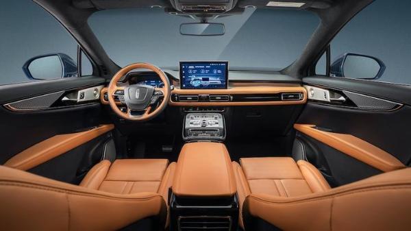 """第三款中国""""智""""造SUV 全新林肯航海家3月18日正式上市"""