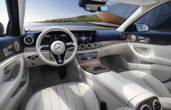 E 260 L车型换装2.0T发动机 奔驰新款E级上市