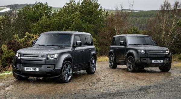 路虎卫士将推动8座车型采用V8动力/未来皮卡版本