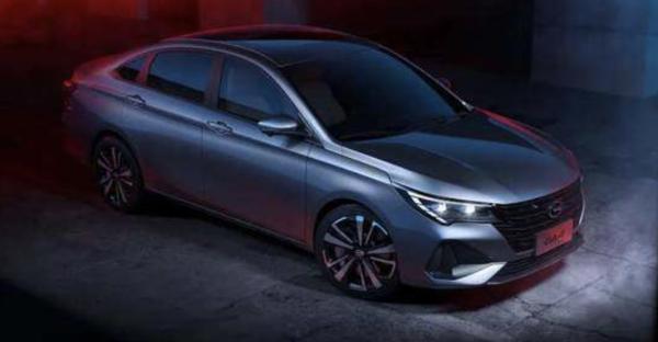 广汽传祺GA4 PLUS将于3月20日上市 外观设计更动感