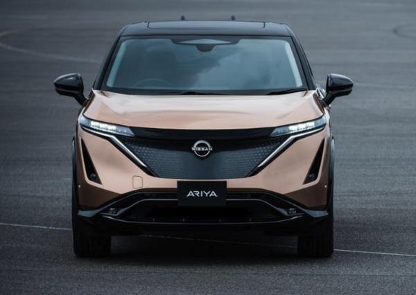 日产Ariya正式发布 将于今年内国内投产