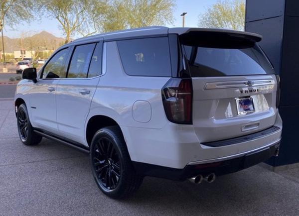 雪佛兰Tahoe实拍图曝光 定位旗下大型SUV