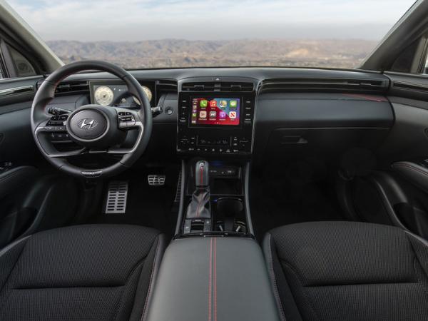 搭载N Line套件 现代途胜PHEV车型官图发布 今夏登陆美国市场