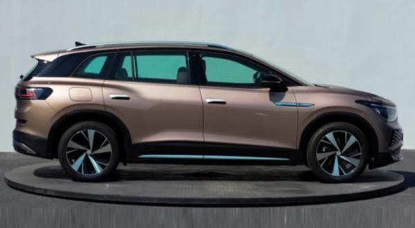 大众ID.6最新消息 4月17日全球首发 继续推出国产车型