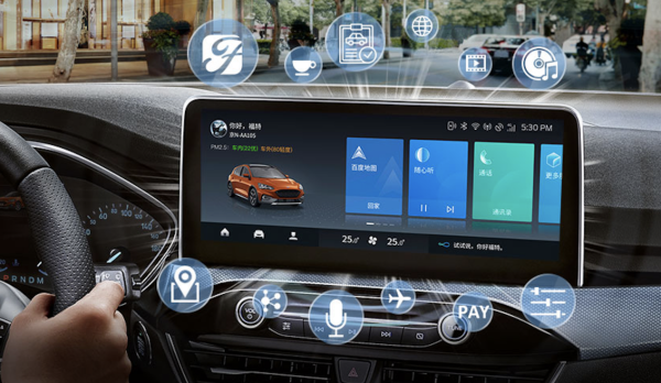 产品实力持续升级,长安福特积极拥抱智能车机时代