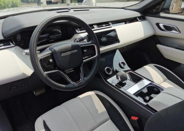 新款路虎揽胜星脉售55.8万起 精简车型/换装新3.0T直列六缸发动机