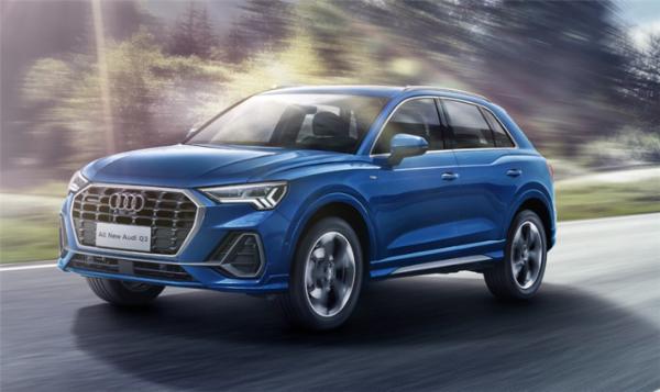 20万以上可拥有的豪华品牌紧凑型SUV 奥迪Q3如何选择?