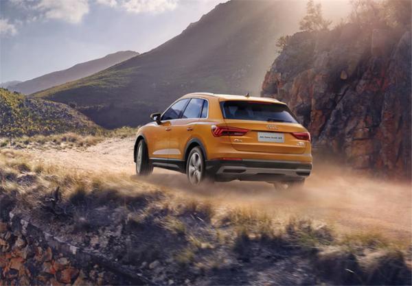 20多万就能拥有的豪华品牌紧凑型SUV,奥迪Q3该怎么选?
