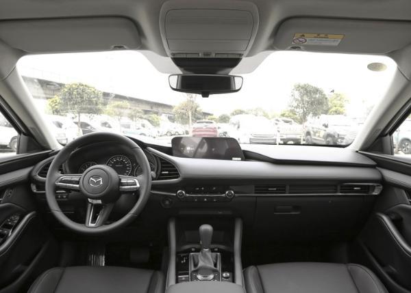 新款马自达3 Angkeira新消息4月2日上市 新配置更实用