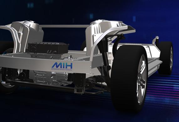 电产将为富士康电动车供应电动动力总成