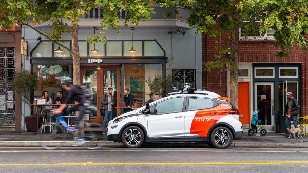 《加州法案》将要求所有自动驾驶汽车在2025年前使用零排放车型