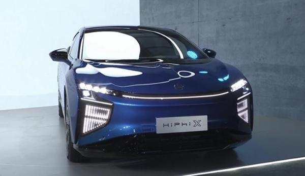 高合HiPhi X新车型上市 57万元起售/创始版5月8日交付