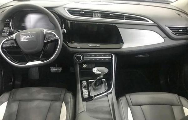 东风风神AX7 PRO新增巨浪版车型 搭1.6T发动机