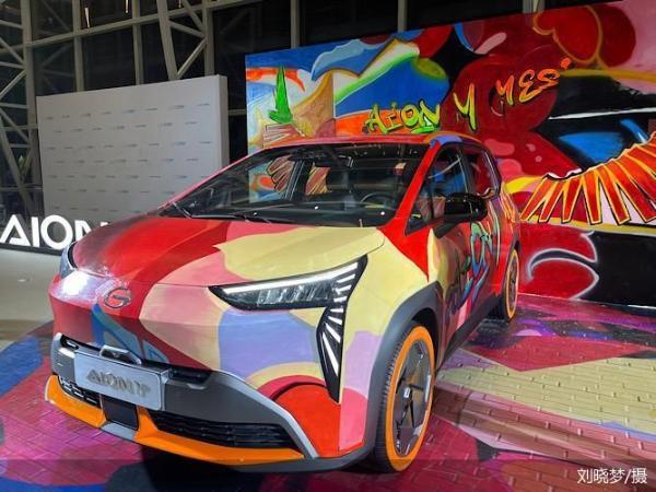AION Y预售开启 月销目标5000辆 广汽埃安搅局年轻化市场
