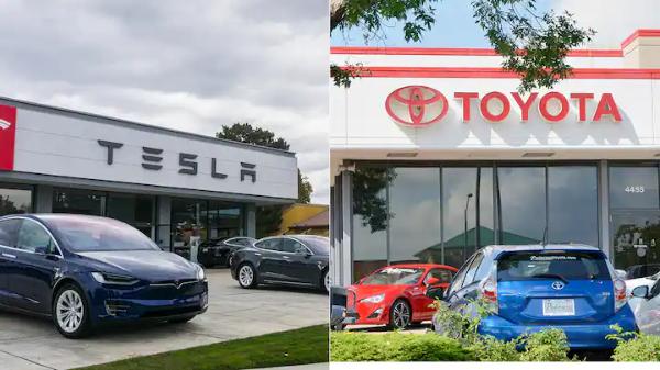 特斯拉和丰田或将联手研发小型电动SUV平台