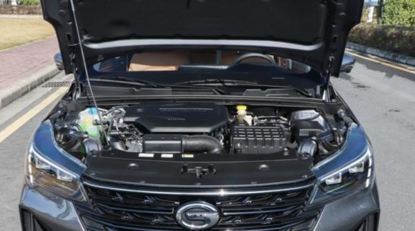 基于全球模块架构打造/换装1.5T发动机 传祺GA4 PLUS售7.58万起