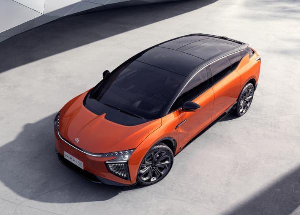 高合HiPhi X新车型上市 售57万起